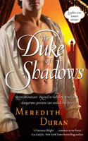 The Duke of Shadows Cover