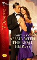 Affair with a Rebel Princess Cover