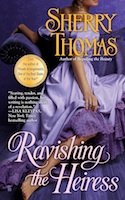 RAVISHING THE HEIRESS cover