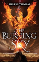The Burning Sky Cover